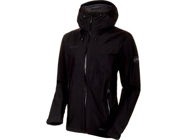 Mammut Convey Tour HS Hooded Jacket Herren black